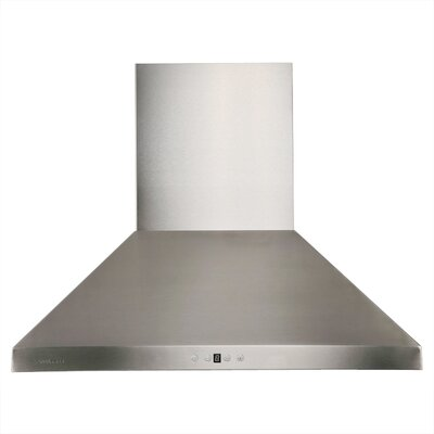 "Cavaliere 42"" Stainless Steel Wall Mount Range Hood with 860 CFM at Sears.com"