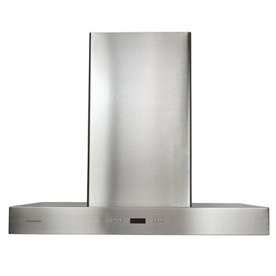 "Cavaliere Stainless Steel 36"" x 20"" Wall Mount Range Hood with 900 CFM at Sears.com"