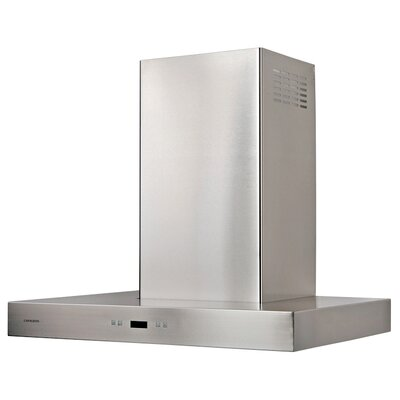 "Cavaliere Stainless Steel 30"" x 20"" Wall Mount Range Hood with 900 CFM at Sears.com"
