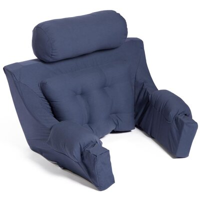 Deluxe Lounger Backrest Color: Navy