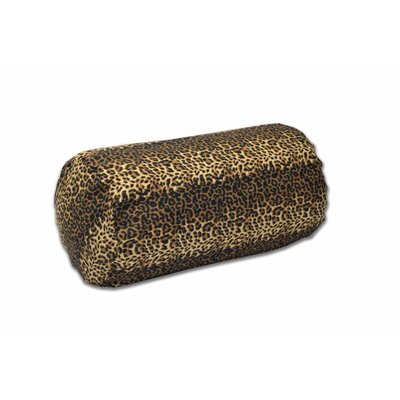 Oversize Bolster Pillow Color: Leopard Print