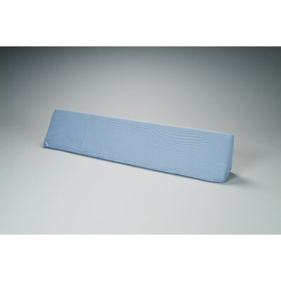 Aligner Polyfill Body Pillow Cover Color: Blue