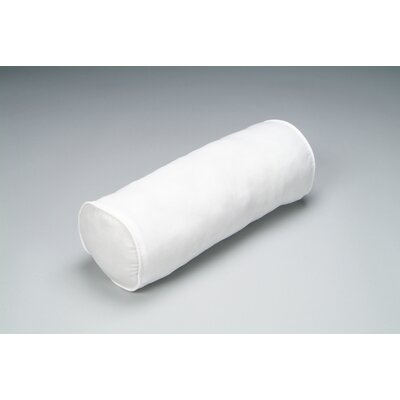 Thera Cushion Polyfill Pillow Cover Color: White