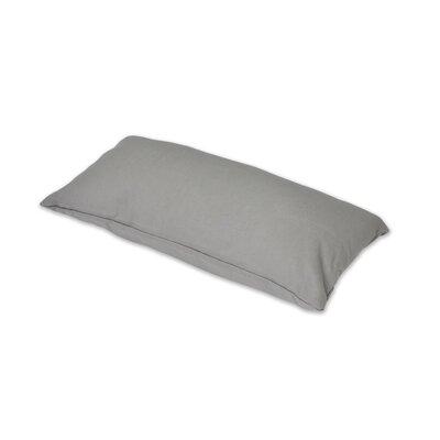 Removable Lumbar Pillow Color: Gray