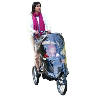 Jeep Baby Products Jeep Jogging Stroller Weather Shield at Sears.com