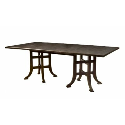Garrett Dining Table Finish Espresso Luxe