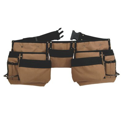 Style N Craft 11 Pocket Carpenter's Tool Belt at Sears.com