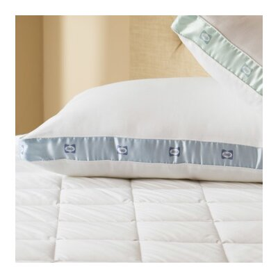 300 TC Firm Density Down Alternative Pillow Size: Standard