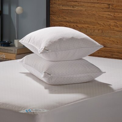 Posturepedic Allergy Protection Zippered Pillow Protector Size: King