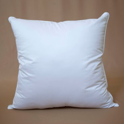230 Thread Count Polyfill European Pillow