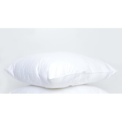 230 Thread Count Down European Pillow