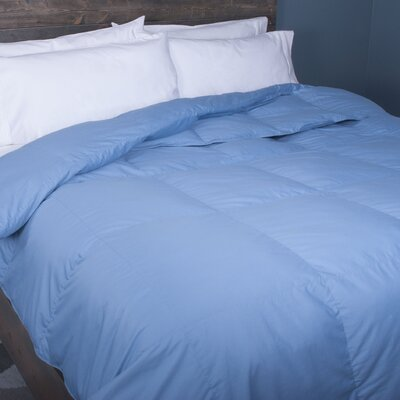 Down Alternative Comforter Size: King, Color: Blue