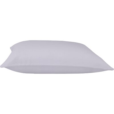 Stain Protection Pillow Encasement Size: King