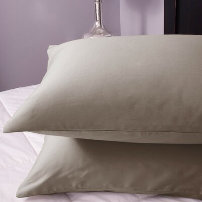 Pillowcase Size: King, Color: Tan