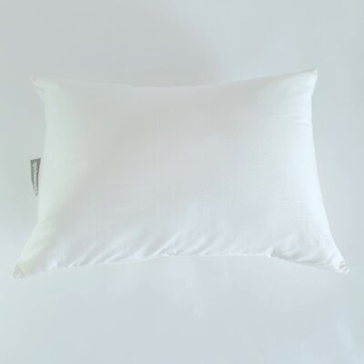 Posturepedic Nano Cool Double Knit Low Profile Down Alternative Standard Pillow