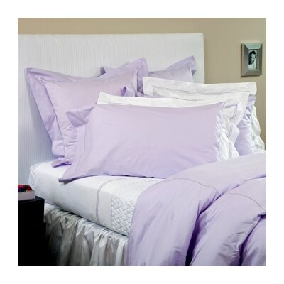 Percale 400 Thread Count Cotton Fitted Sheet Size: Full