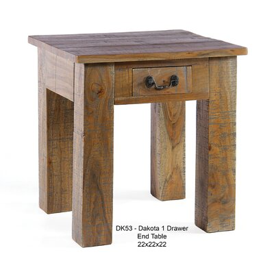 Walburg End Table