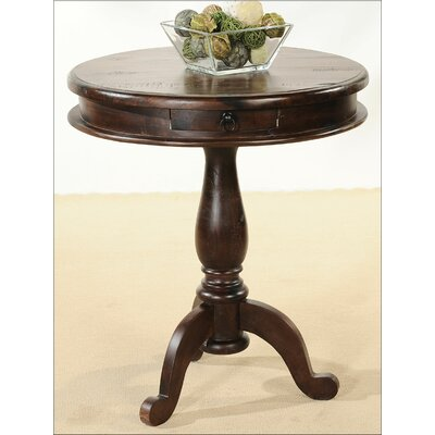 Grand Castle End Table