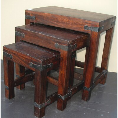 Ishu 3 Piece Nesting Table
