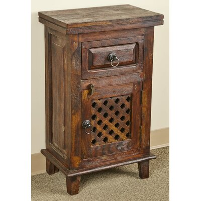 Castle 1 Drawer Nightstand