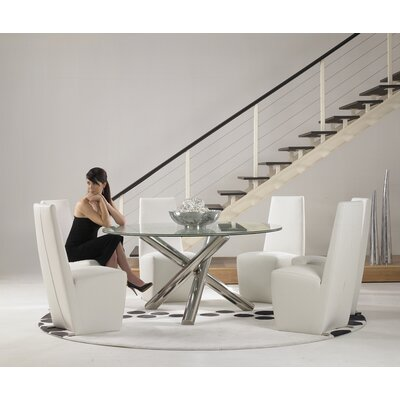 Arche 5 Piece Dining Set