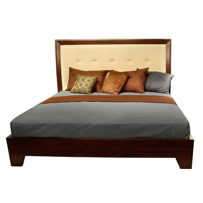 Gregory Queen Platform Bed