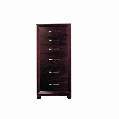 Gregory High 6 Drawer Chest