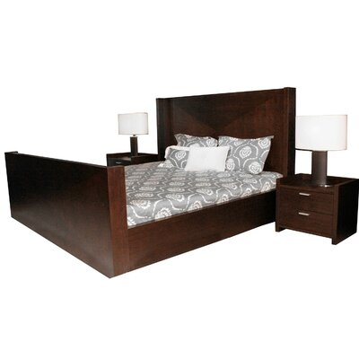 Anmoore King Platform Bed