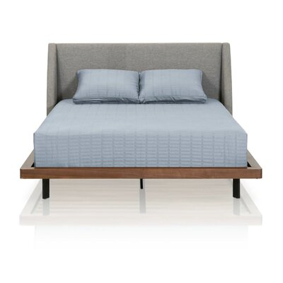 Deshazo Queen Upholstered Platform Bed