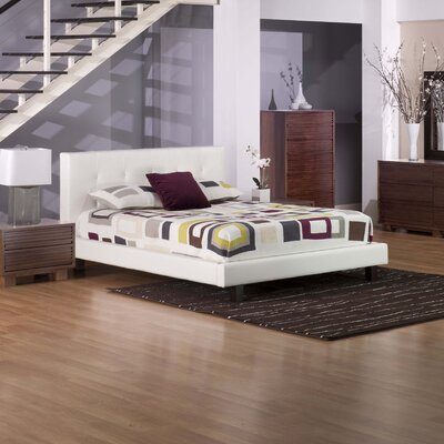 No credit financing Horizon Platform Bed Size: King...