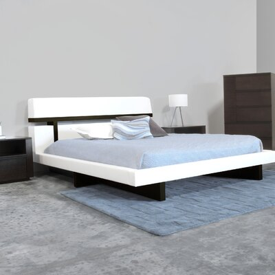 Loan for furniture Rem Platform Bed Size: Queen...