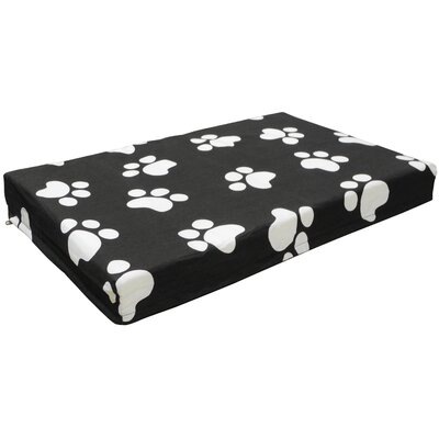Memory Foam Orthopedic Pillow Dog Bed Size: Extra Large (3 H x 52 W x 40 D)
