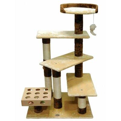 45 IQ Box Cat Tree