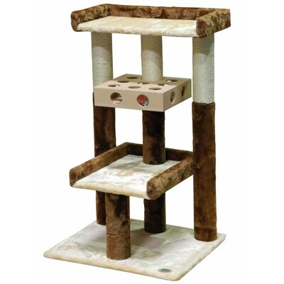 35 IQ Box Cat Tree