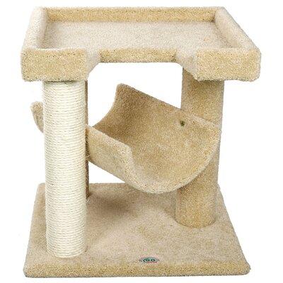 Premium 23 Carpeted Cat Tree