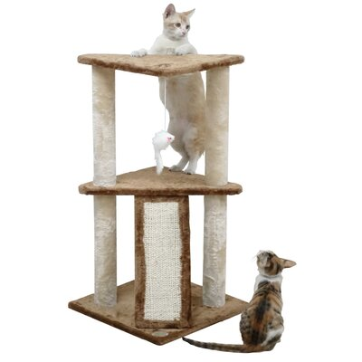 36 Kitten Cat Tree