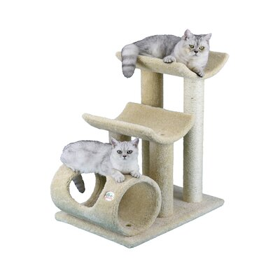 Premium 26 Carpeted Cat Tree