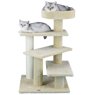 Premium 31 Carpeted Cat Tree
