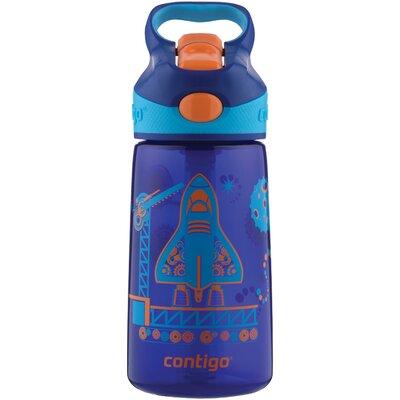 Autospout Striker Kids 14 Oz. Plastic/Acrylic Water Bottle 71083