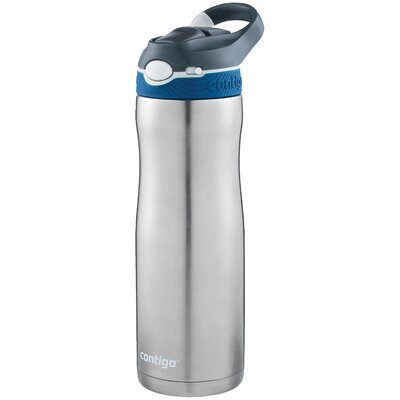 Autospout Ashland Chill 20 Oz. Stainless Steel Water Bottle 72905