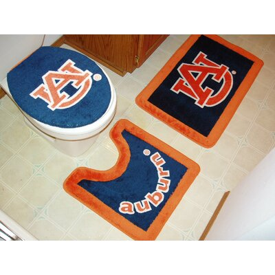 auburn championship bathroom decor sports decor