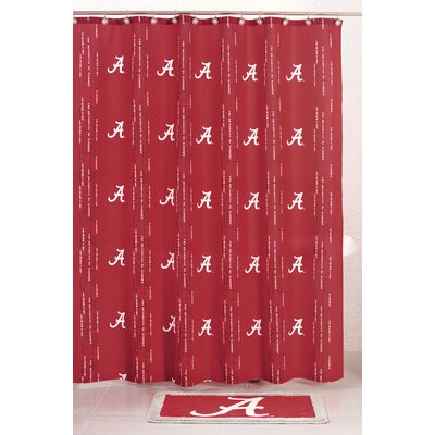 Alabama Championship Bathroom Decor Sports. Ncaa Alabama Crimson Tide ...