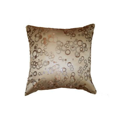 Chatau Decorative Cushion Cover Color: Gold