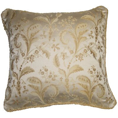 Calabria Decorative Pillow Cover Color: Brown