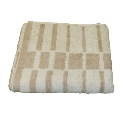 Royal Hand Towel Color: Taupe
