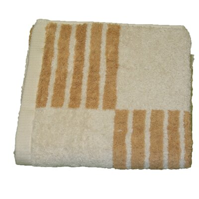 Majestic Hand Towel Color: Taupe