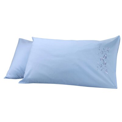 Legendry Pillow Cover Color: Blue