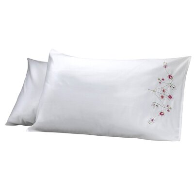Sensation Pillow Cover Color: White