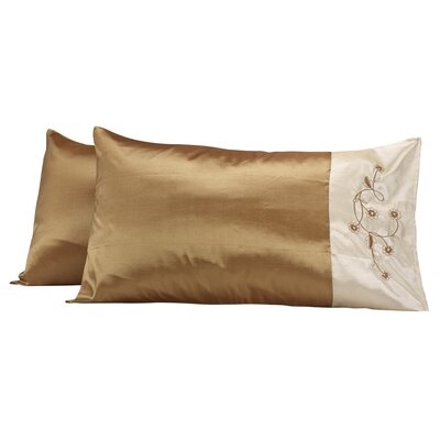 Dream Pillow Cover Color: Gold