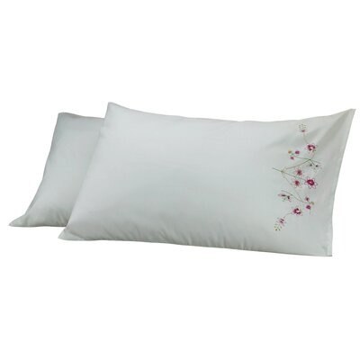 Sensation Pillow Cover Color: Green